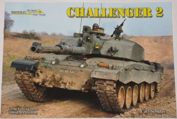 Challenger 2, by Carl Schulze